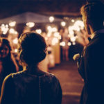 Wedding How-To: The Sparkler Exit